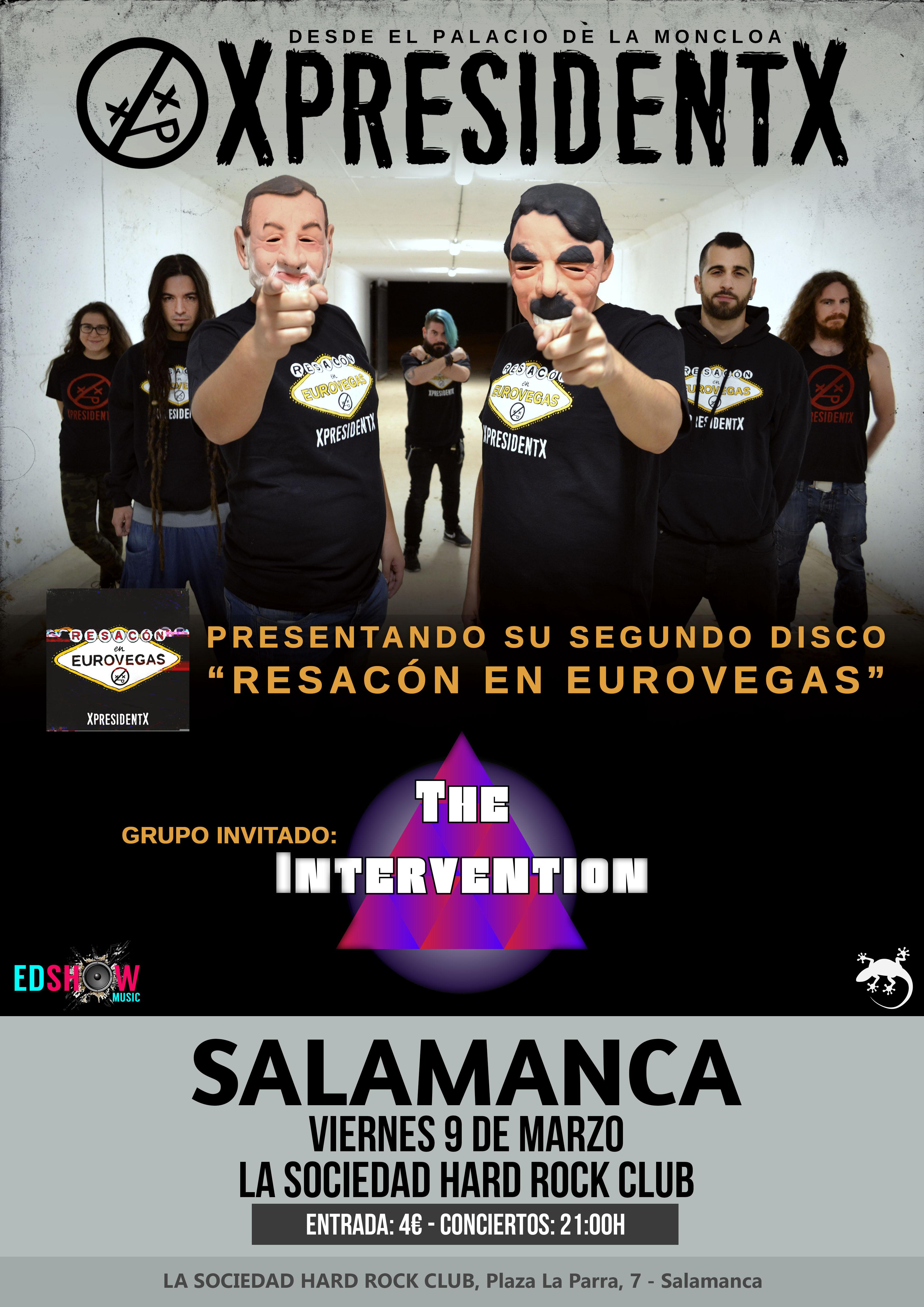 Salamanca XPX