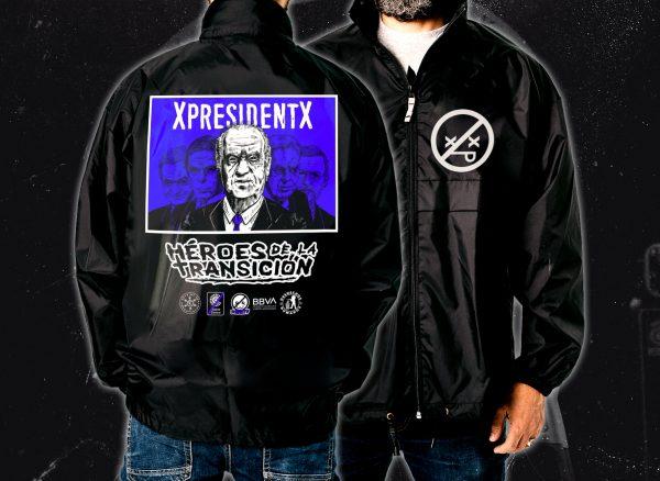 xpresidentx-rap-metal-españa-cortavientos-negra-heroes-de-la-transicion